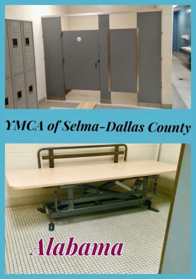 YMCA Selma, Al