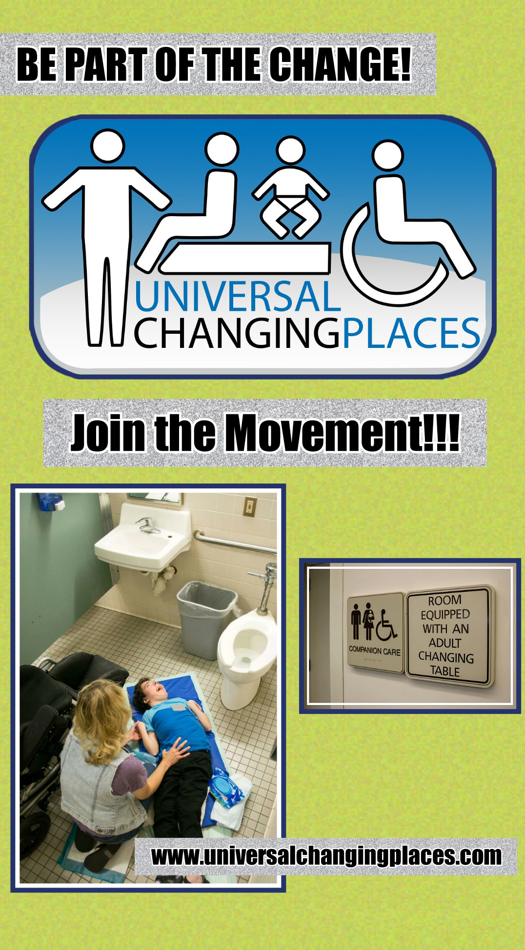 Join the movementAC
